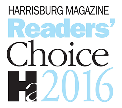 2016 Harrisburg Magazine Readers' Choice